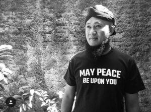 Irfan Chasmala kaos dakwah Islami