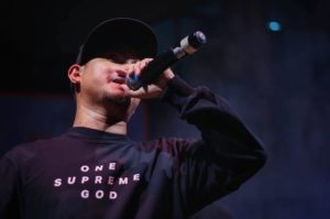 kaos dakwah one supreme god