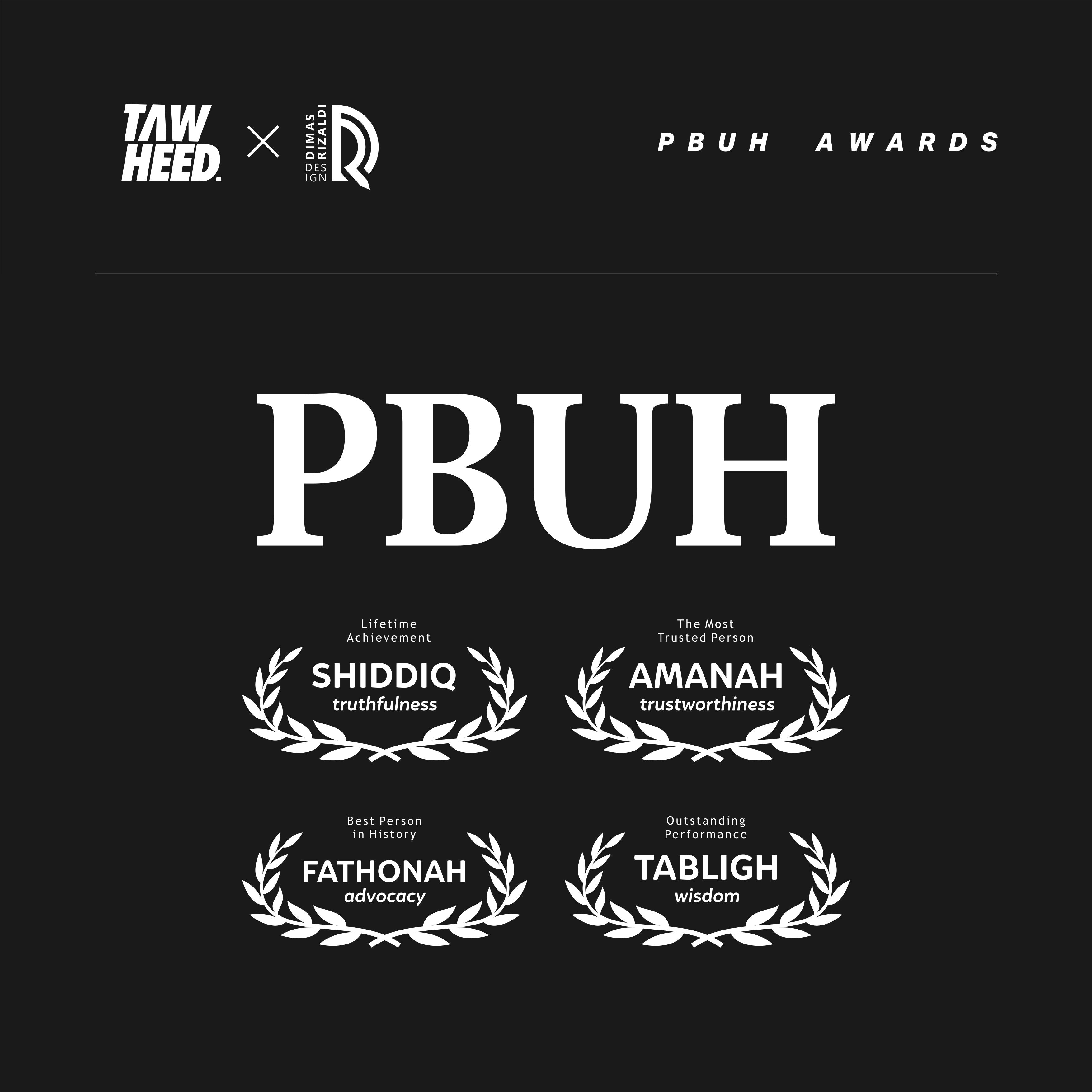 PBUH Lifetime Achievement