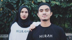 kaos dakwah islami hijrah